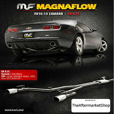 Magnaflow Cat Back Exhaust Chevy Camaro SS 6.2L V8 2010-2013 Competition Series