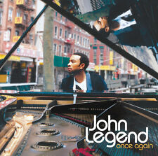 JOHN LEGEND ONCE AGAIN 2006  RAPHAEL SAADIQ KANYE WEST WILL I AM CRAIG STREET