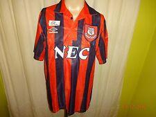 """Everton FC Original umbro Auswärts Trikot 1991-1993 """"NEC"""" Gr.L TOP"""