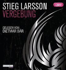 Larsson, Stieg - Vergebung: Die Millennium-Trilogie (3) - CD