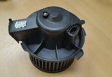 PEUGEOT 206 HEATER BLOWER MOTOR FAN WITH RESISTOR GTI 180 HDI XSI A/C MODELS 1.6