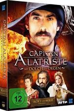 Capitan Alatriste - Mit Dolch und Degen - Box 1 (Folge 1-9) [3 DVDs] (OVP)