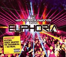 EUPHORIA 2010 = Kutski/Technikal/Ed Real...=3CD= CHILL+TRANCE+DELUXE !!!