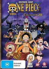 One Piece (Uncut) Collection 28 (Eps 337-348) DVD NEW