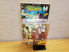 Spawn Series 1 Medieval Spawn figure with Comic Book, new in the box!