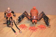 IMAGINEXT System THE LEGEND oF KING ARTHUR Figure FANG THE SPIDER KING Euc RARE