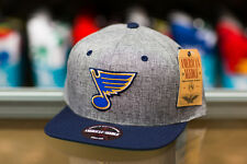American Needle St. Louis Blues Static Snapback Hat