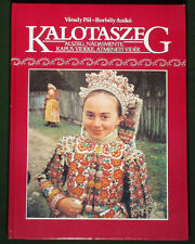 BOOK Hungarian Folk Art & Culture Kalotaszeg ethnic rural village life Romania