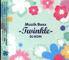 MUZIK BOXX / TWINKLE - Japan CD NEW DJ KON (SUITE ROOM DJ'S) Ne-Yo 3LW TLC Coko