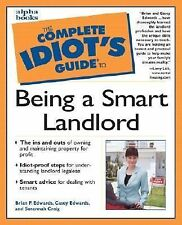 Brian F Edwards - Cig To Being A Smart Landlord (2000) - Used - Trade Paper