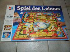 MB Spiele - Spiel des Lebens - ca. 1984 - langer blauer Karton - guter Zustand