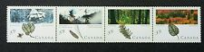 Canada Majestic Forests 1990 Tree Leaf Plant Flora (stamp in strip) MNH
