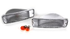 96-98 4Runner 4 Runner Clear Bumper Lights SR5 PAIR