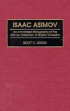 Isaac Asimov: An Annotated Bibliography of the Asimov Collection at Bo-ExLibrary