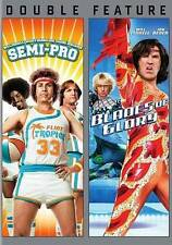 Semi-Pro/Blades of Glory (DVD, 2014, Set)Sealed Comedy Will Ferrell Ice Skating