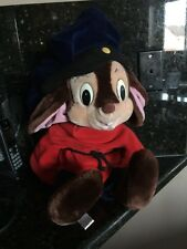 "Vintage 1986 Fievel American Tail Sears Large 22"" Plush Stuffed Animal"