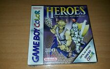 HEROES OF MIGHT AND MAGIC NINTENDO GAME BOY COLOR SEALED NUEVO