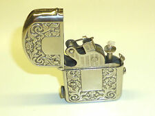 NASSAU SEMI-AUTOMATIC POCKET LIGHTER - (NEWARK) - 1911 - MADE IN U.S.A. - RARE