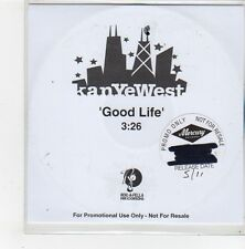 (FN166) KanYeWest, Good Life - DJ CD
