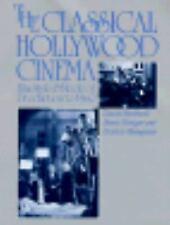 The Classical Hollywood Cinema: Film Style & Mode of Production to 196-ExLibrary