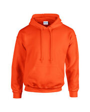 Gildan Adult Heavy Blend Hooded Sweatshirt Plain Sweatshirt top - s m l xl 2xl