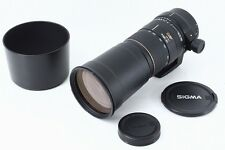 C013-636 **Near Mint++**Sigma 170-500mm f/5-6.3 APO Lens For Canon from Japan