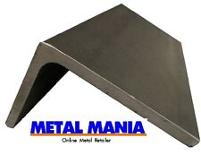 Steel Angle iron 100mm x 65mm x 7mm x 500mm,unequal angle iron