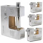 TOP OF THE RANGE~ ULTRA HEAVY DUTY ARMOURED SHUTTER PADLOCK Strong High Security