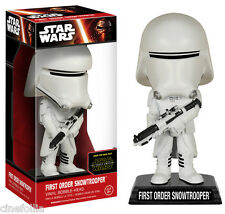 Bobble-head Star Wars VII First Order Snowtrooper (Stormtrooper) 15 cm Funko