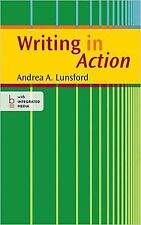 Writing in Action by Andrea A. Lunsford (2014, Paperback)