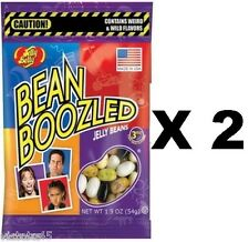 2 X JEU Challenge JELLY BELLY bean boozled BeanBoozled boite 54 gr HARRY POTTER