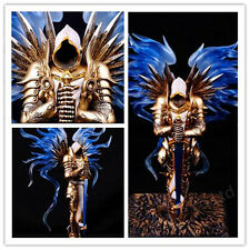 2017 NEW Diablo 3 Archangel Tyrael Statue Dark Seraphim Angel Figure