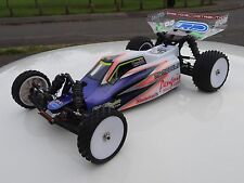 Team C Tm2 Bodyshell Body New Clear 1/10 Scale Hybrid