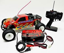Duratrax Evader ST 1/10 scale RC truck with Remote and Battery Charger