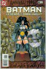 Batman: Legends of the Dark Knight Annual # 6 (Vince Giarrano) (USA,1996)