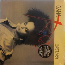 ► Diana Ross - Swept Away (RCA AFL1-5009) (Sealed) (duet with Julio Iglesias)