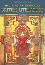 The Longman Anthology of British Literature, Volume I: Middle Ages to The Restor