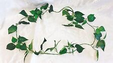 PHILODENDRON IVY GARLAND ~ 6 ft Greenery Leaves Silk Wedding Flowers Arch Decor