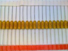 Lot of 2 Sprague Axial Tantalum Capacitors 6.8uF 35V 173D 173D685X9035X