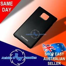 Genuine Original Rear Back Battery Cover for Samsung Galaxy S2 i9100 T Black