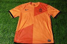 HOLLAND NATIONAL TEAM 2012/2013 FOOTBALL SHIRT JERSEY HOME NIKE ORIGINAL SIZE M