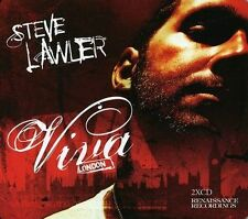 STEVE LAWLER = viva London =2CD= ELECTRO MINIMAL TECH HOUSE GROOVES !!
