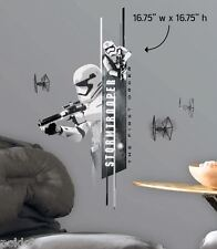 Star Wars planche de 8 stickers The First Order Stormtrooper autocollants 813097