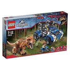 LEGO® Jurassic World  75918 Auf der Fährte des T-Rex NEU NEW OVP MISB