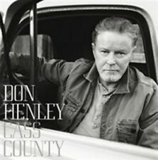 DON HENLEY CD - CASS COUNTY [DELUXE EDITION](2015) - NEW - 16 SONGS