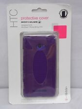 NEW NIP T Mobile HTC Windows Phone 8X Body Glove Dimensions Case Purple