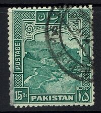 Pakistan SG# 42 - Perf 12 - Used (See Notes)  - Lot 071616