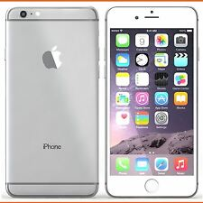 APPLE IPHONE 6 - 16GB - SILVER (UNLOCKED) SMARTPHONE EXCELLENT CONDITION