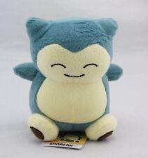 "POKEMON Snorlax Plush plushie Stuffed Doll Toy Figure Collectible 6"""
