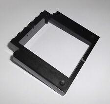 Lego (30101) Rahmen für Drehtür 2x8x6, in schwarz aus 6096 6089